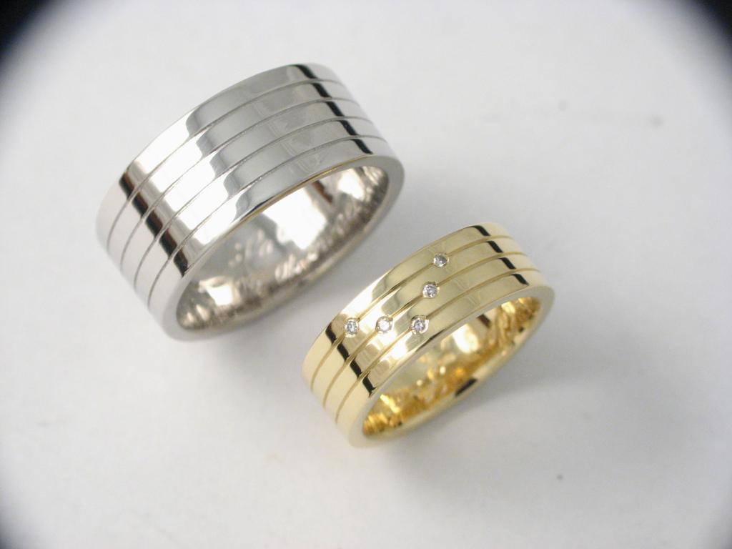 arany karikagyűrű gyémántokkal 004.
