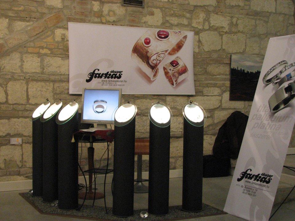 VAM Design Center - Luxus Brand szakkiállítás és vásár 2011. - Farkas Ékszer