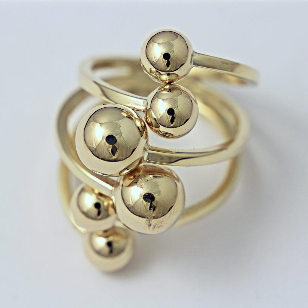 Arany gyűrű 066.