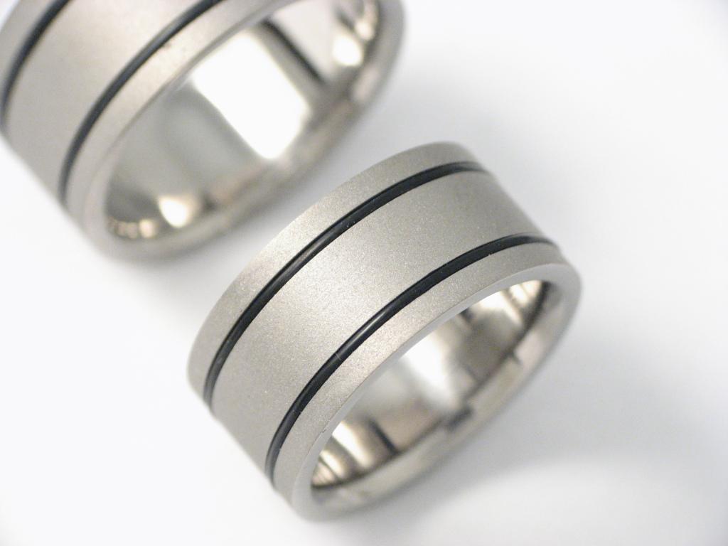 Titán karikagyűrű kaucsukkal 011.