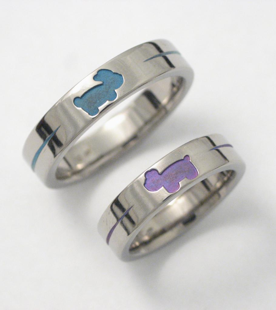 Titán karikagyűrű 021.