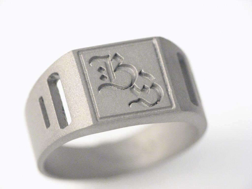 Titán pecsétgyűrű 041.