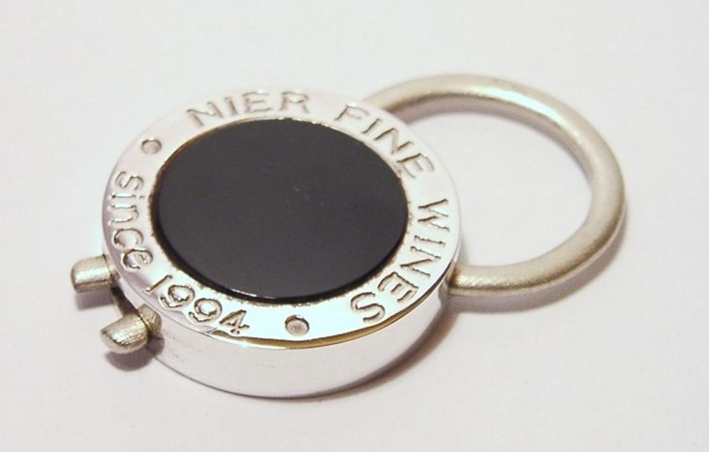 Ezüst kulcstartó 003.
