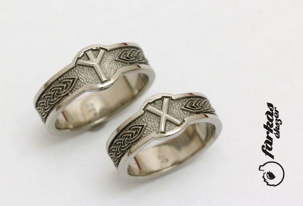 Titán karikagyűrűk 271.
