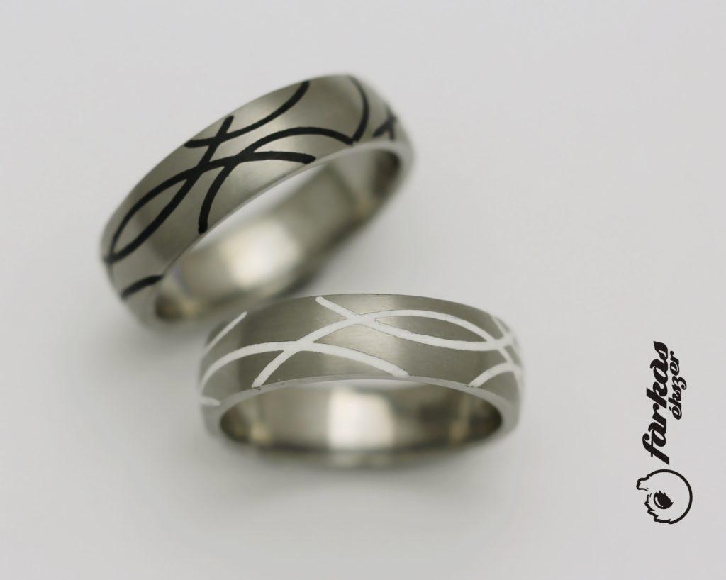 Titán-kerámiás karikagyűrűk 289.